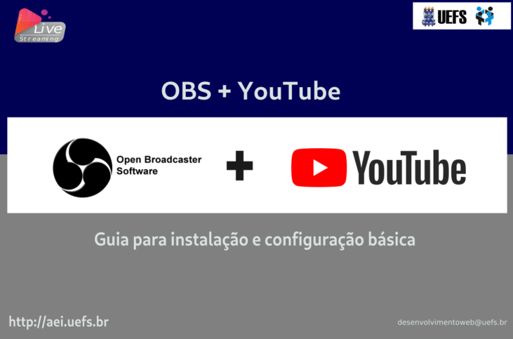 OBS + YouTube