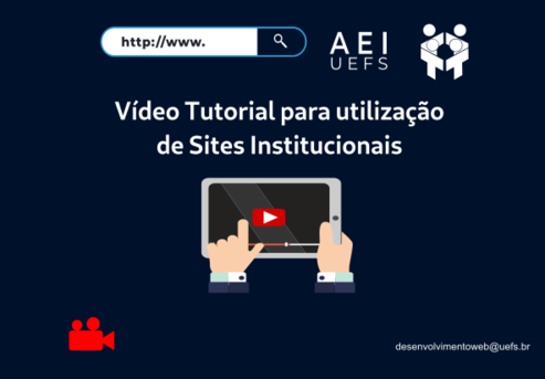Video tutoriais